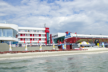 Zenith Conference & Spa, Mamaia
