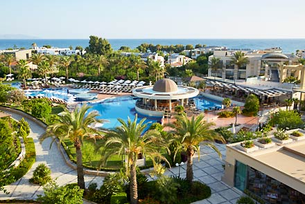Minoa Palace Resort & Spa, Platanias