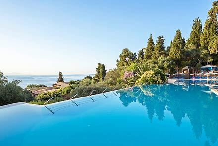 Aeolos Beach Resort, Perama
