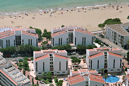 Spain Gambrils Pins Platja